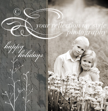 meiners frontweb - Custom Photo Christmas Cards